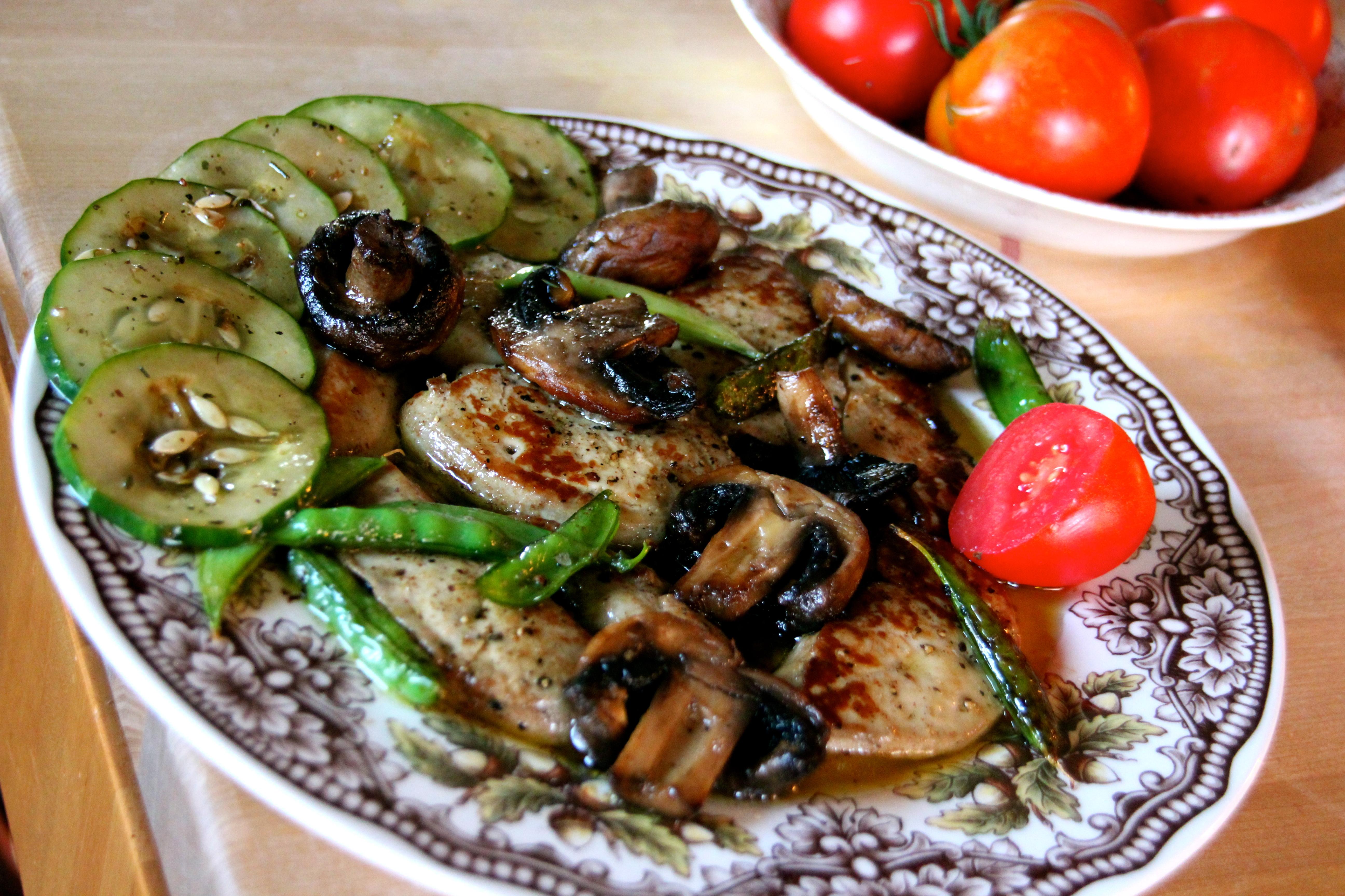 Foie Gras, French cuisine