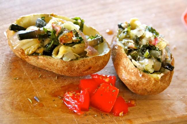 Palordes aux pomme de terre deni - Butter pomme de terre ...