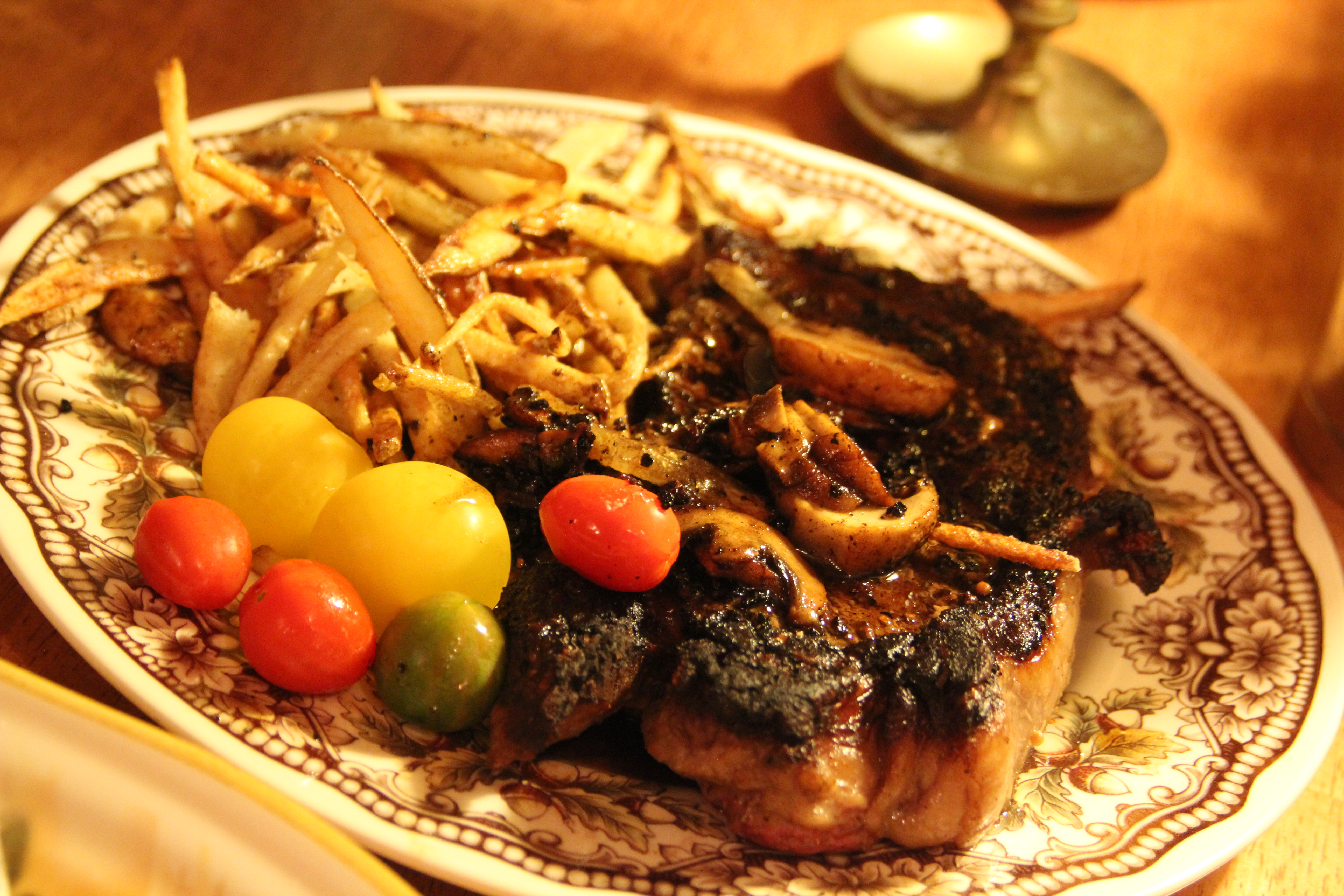 Steak Frites French cuisine easy recipe traditional