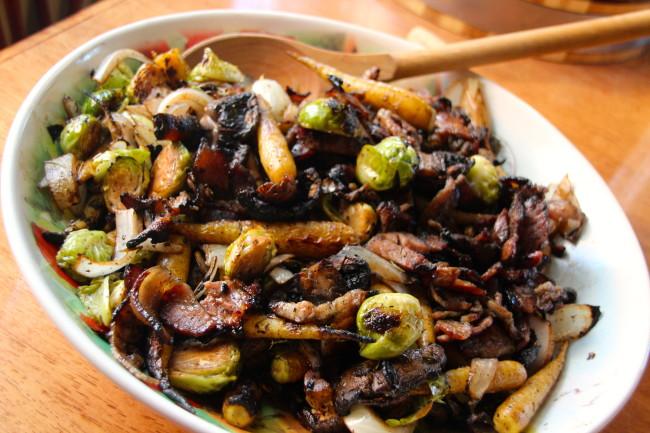 Légumes Été Grillé